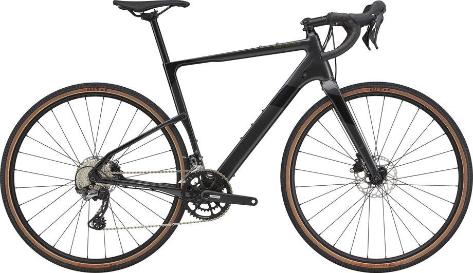Fahrräder/rennräder: Cannondale  Topstone Carbon 5 Grau Modell 2021