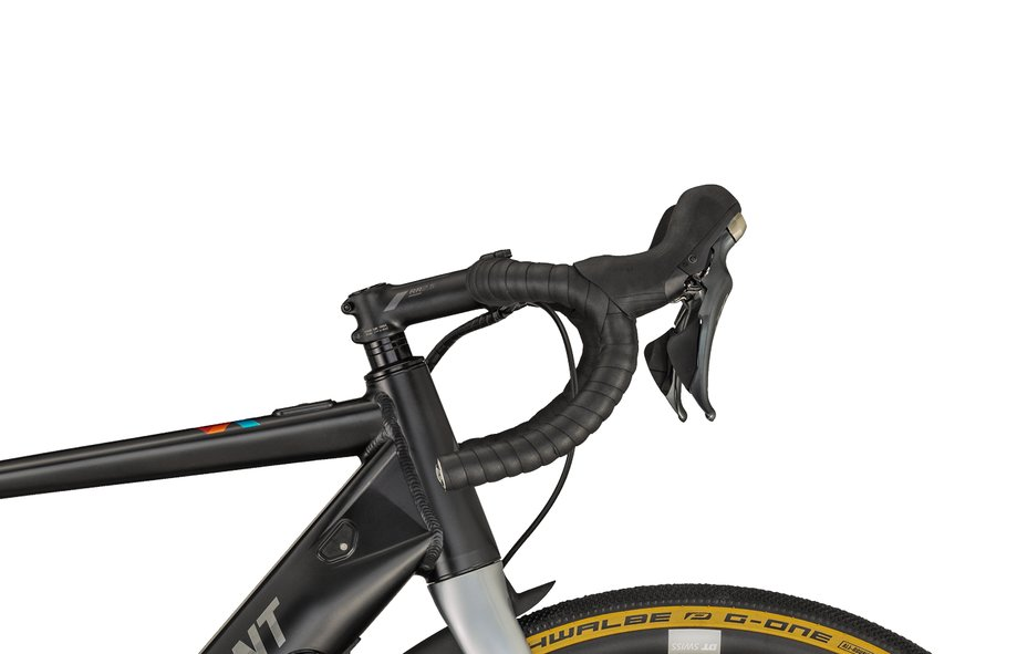 Bergamont E-Grandurance Elite Schwarz Modell 2020| Rahmengröße: 55 CM