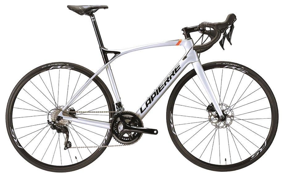 Fahrräder/rennräder: Lapierre  Xelius SL 500 Disc Grau Modell 2020