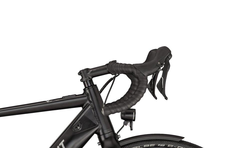 Bergamont E-Grandurance RD Expert Schwarz Modell 2020| Rahmengröße: 57 CM