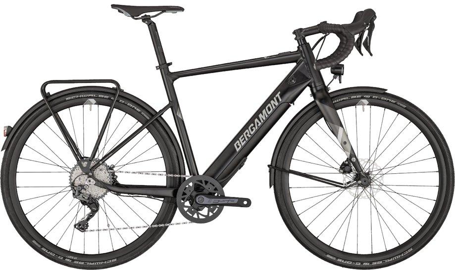 E-Bikes/e-bike: Bergamont Bergamont E-Grandurance RD Expert Schwarz Modell 2020