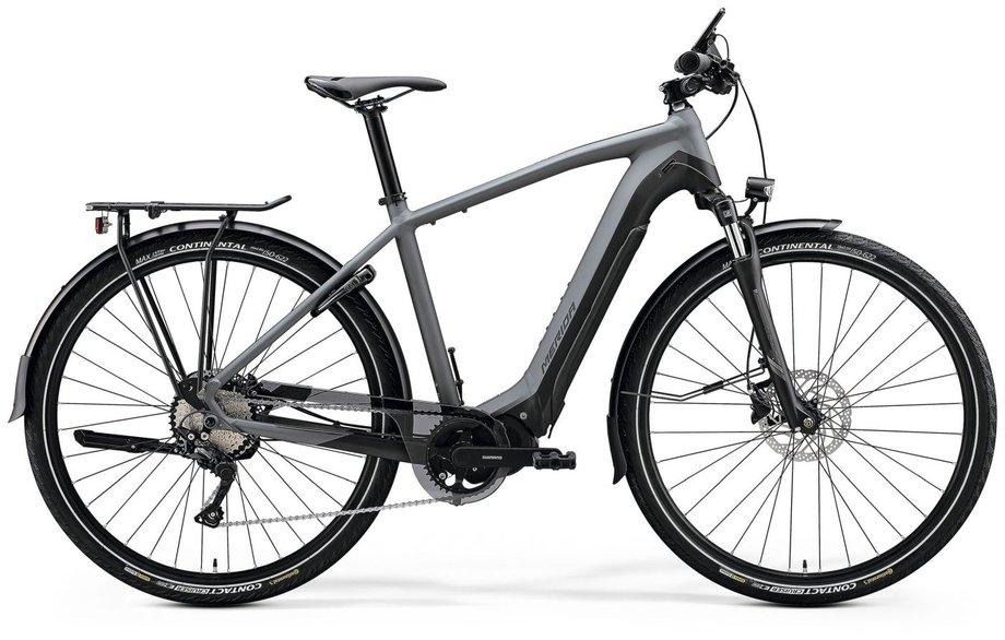 Merida eSPRESSO 400 EQ Grau Modell 2020