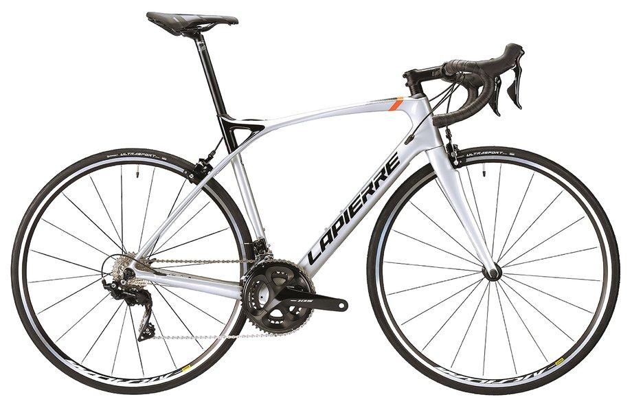 Fahrräder/rennräder: Lapierre  Xelius SL 500 Grau Modell 2020