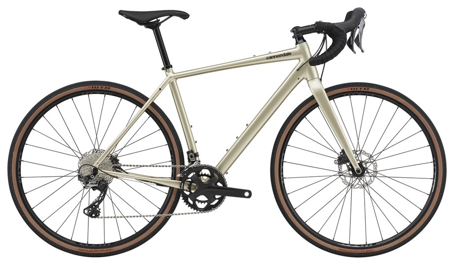 Cannondale Topstone 0 creme Modell 2021