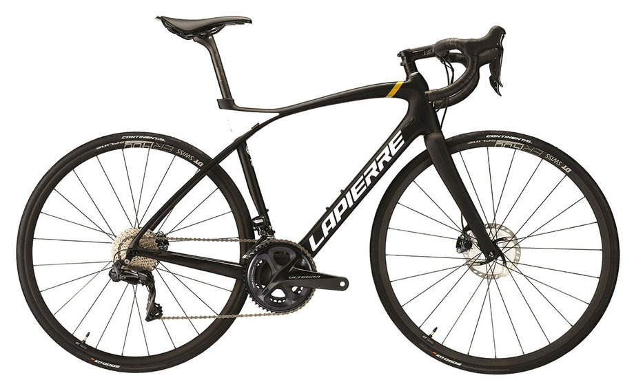 Fahrräder/rennräder: Lapierre  Pulsium 700 Disc Schwarz Modell 2020