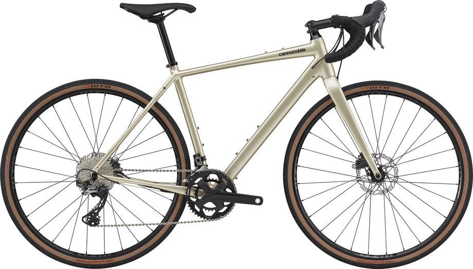 Fahrräder/rennräder: Cannondale  Topstone 0 Beige Modell 2021