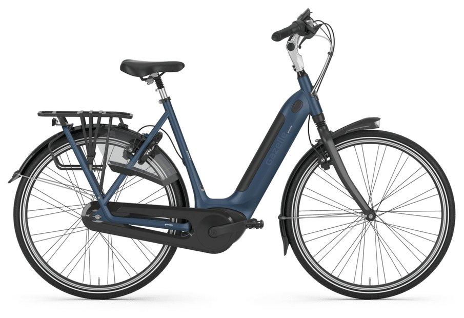 Gazelle Grenoble C8 HMB Elite Blau Modell 2020