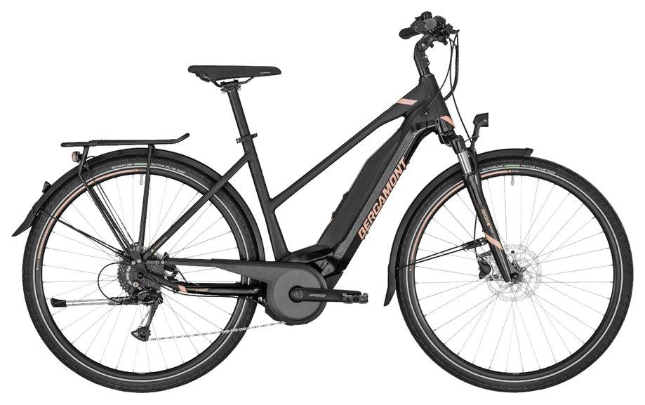 Bergamont E-Horizon 6 500 E-Bike Schwarz Modell 2020