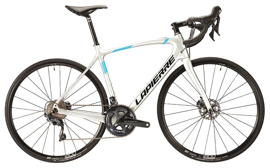 Fahrräder/rennräder: Lapierre  Sensium 600 Disc Grau Modell 2020