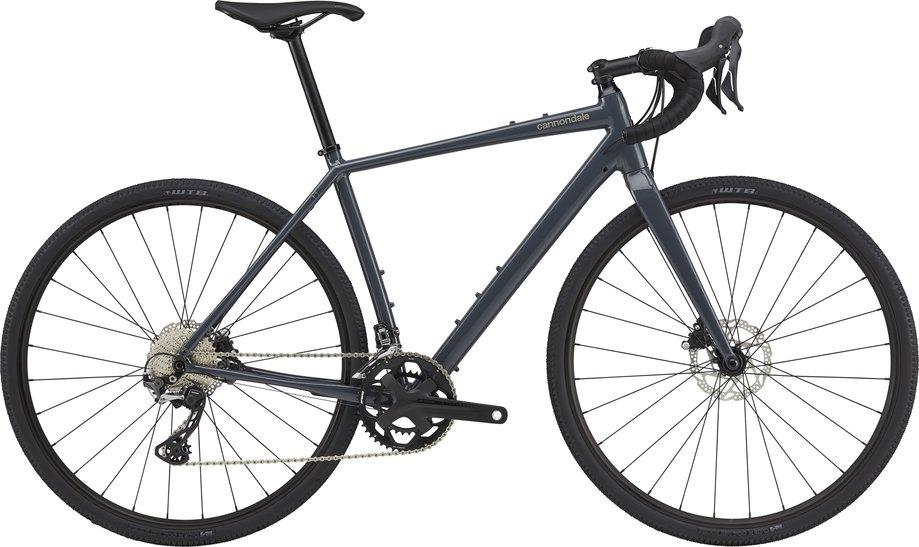Fahrräder/rennräder: Cannondale  Topstone 1 Grau Modell 2021
