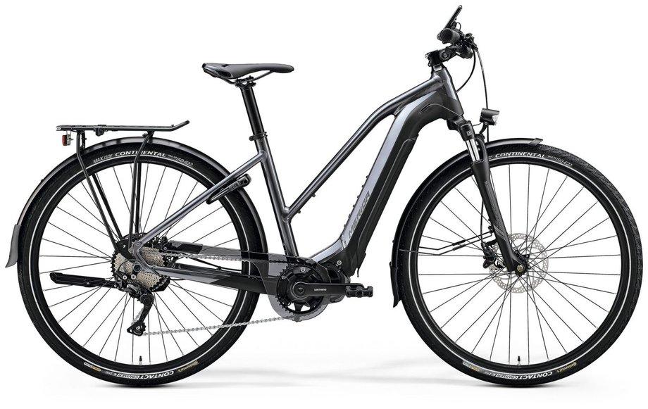 Merida eSPRESSO Lady 600 EQ Schwarz Modell 2020