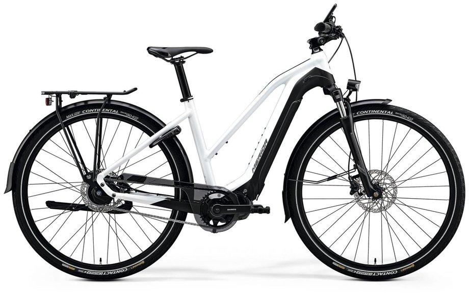 Merida eSPRESSO Lady 700 EQ Weiß Modell 2020