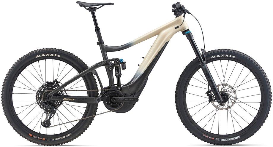 E-Bikes/e-bike: GIANT Giant Reign E+ 2 Pro creme Modell 2021