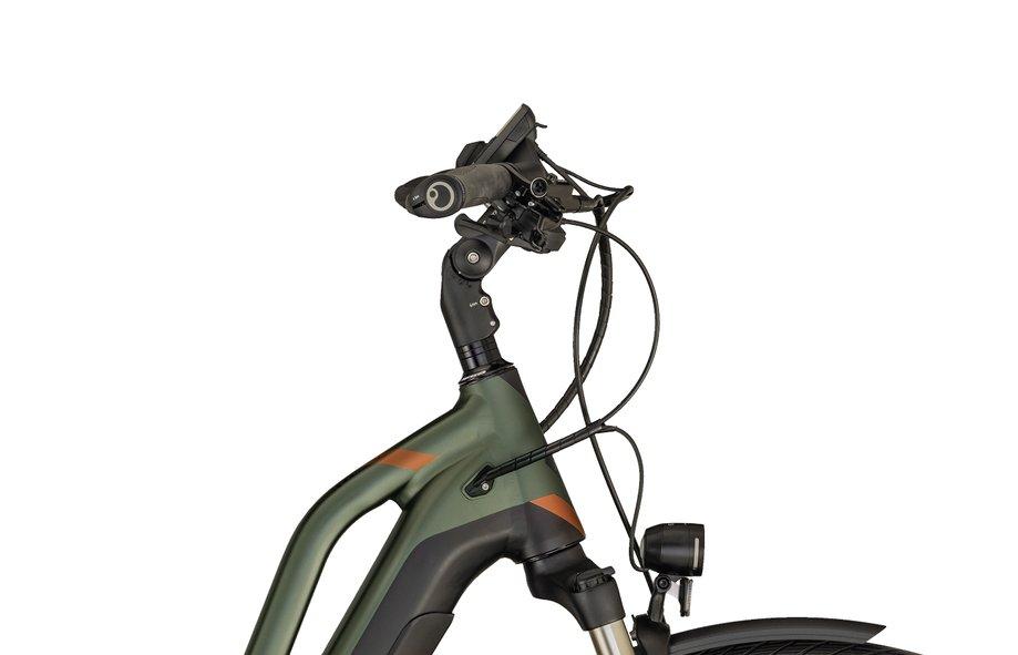 Bergamont E-Horizon Edition Amsterdam Grün Modell 2020| Rahmengröße: 44 CM