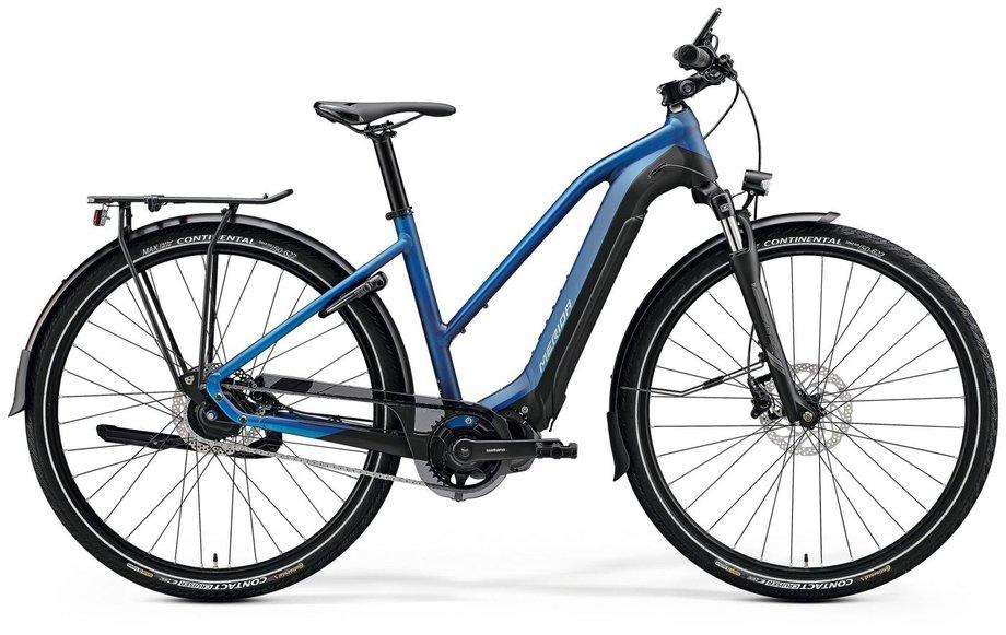 Merida eSPRESSO Lady 700 EQ Blau Modell 2020