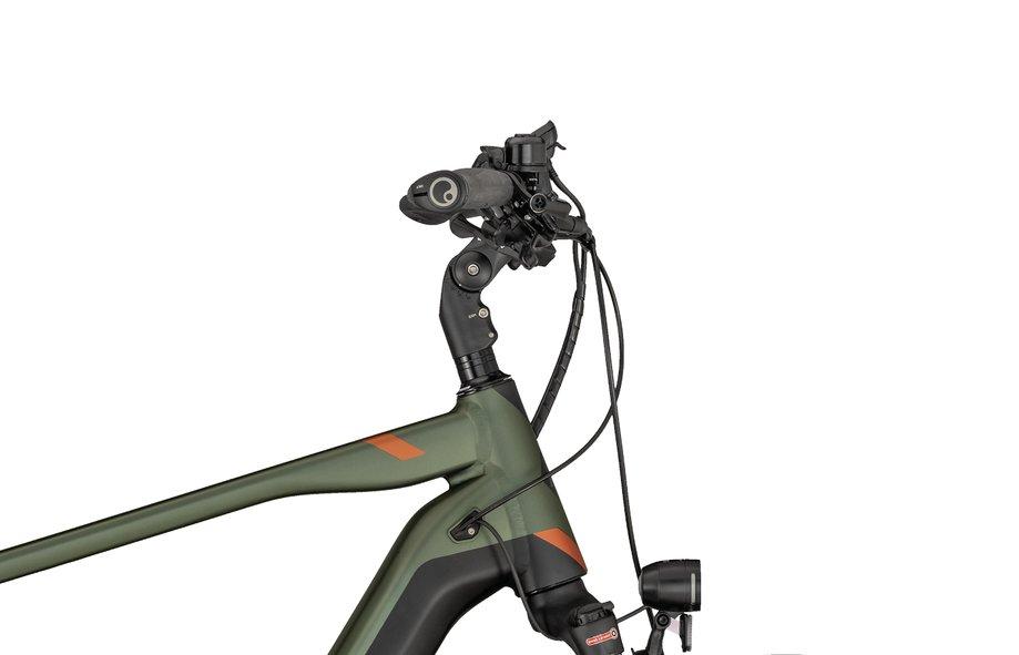 Bergamont E-Horizon Edition Gent Grün Modell 2020| Rahmengröße: 48 CM