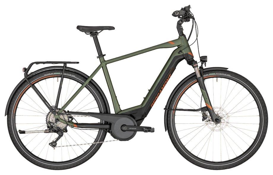 E-Bikes/e-bike: Bergamont Bergamont E-Horizon Edition Gent Grün Modell 2020