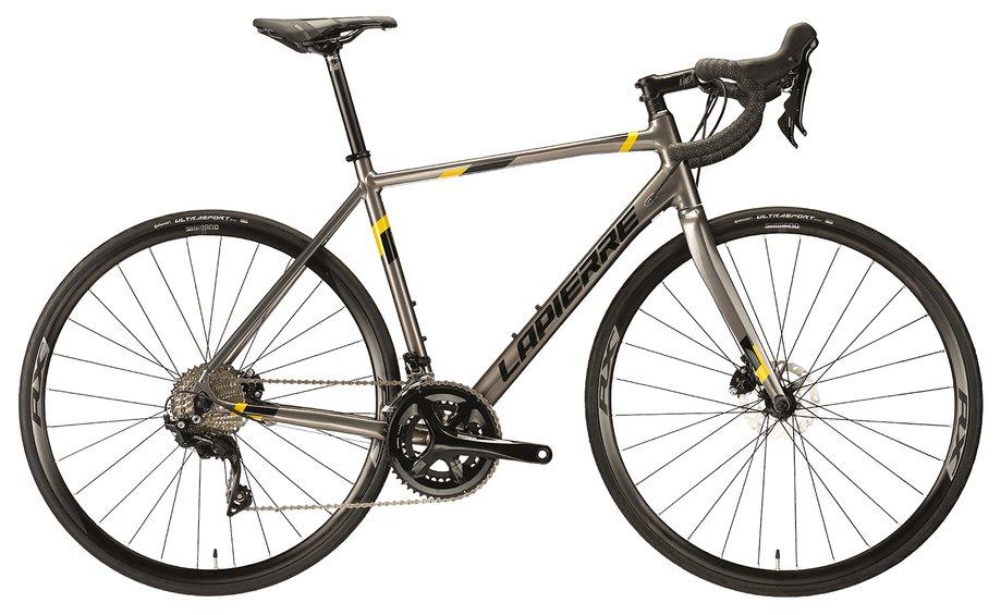 Fahrräder/rennräder: Lapierre  Sensium AL 500 Disc Grau Modell 2020