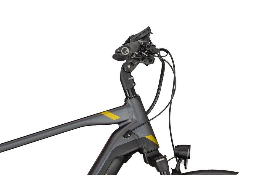 Bergamont E-Horizon Expert 500 Gent Grau Modell 2020| Rahmengröße: 48 CM