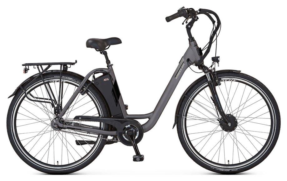 Kreidler Vitality Grau Modell 2019
