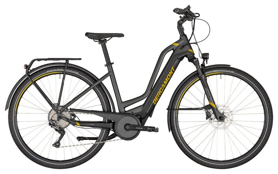 E-Bikes/e-bike: Bergamont Bergamont E-Horizon Expert 600 Amsterdam Grau Modell 2020