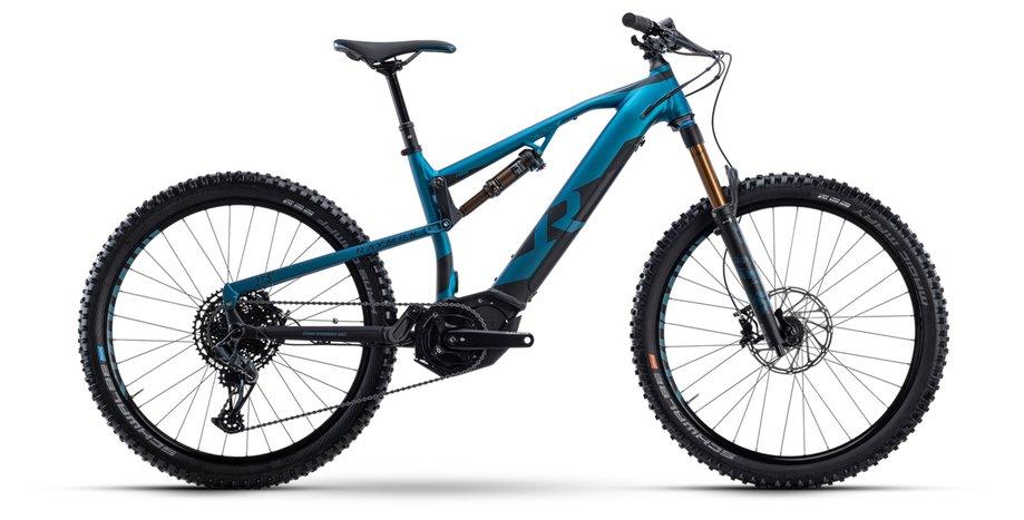 E-Bikes/e-bike: Raymon Raymon FullRay E-Seven 10.0 Blau Modell 2021