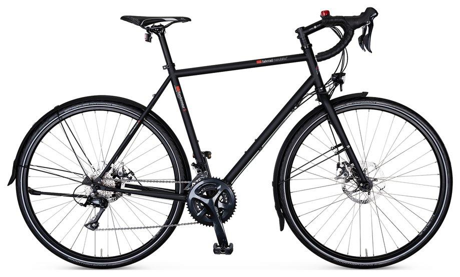Fahrräder/Crossbikes: VSF-fahrradmanufaktur  T-Randonneur Sport Schwarz Modell 2021