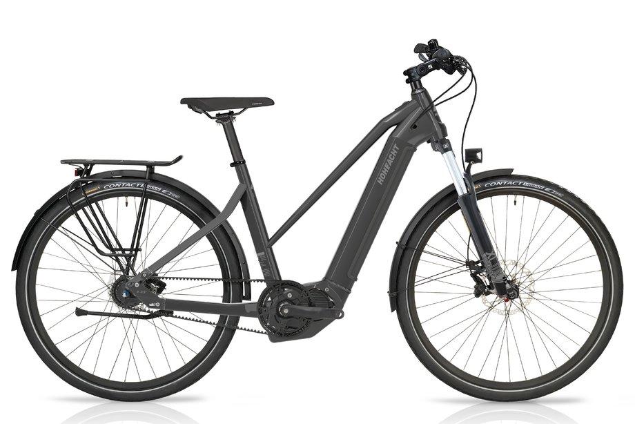 E-Bikes/e-bike: Hoheacht  Pasia Urbo Schwarz Modell 2021
