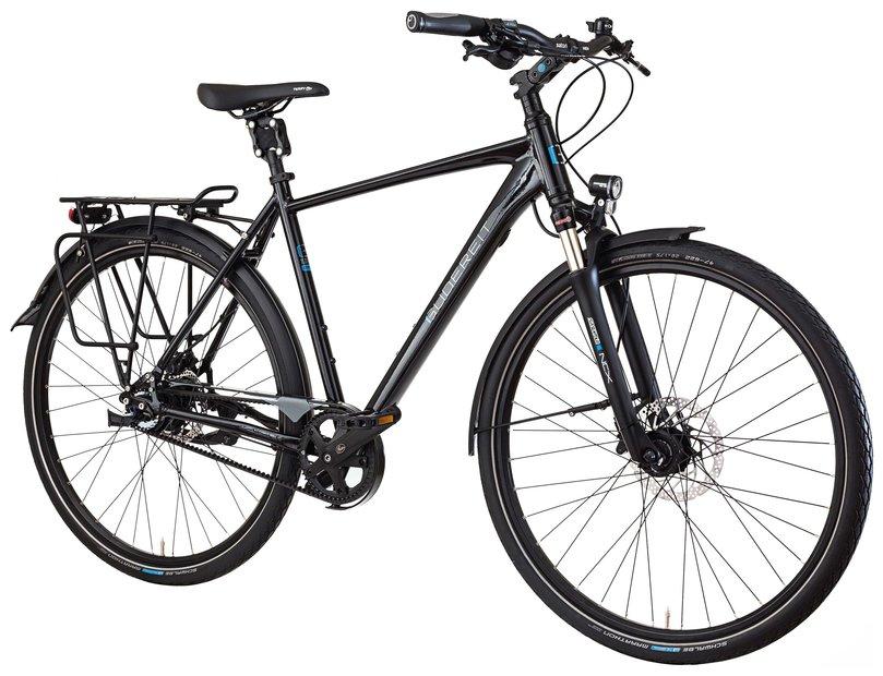 Fahrräder/citybike: Gudereit  Premium 11.0 evo Schwarz Modell 2021