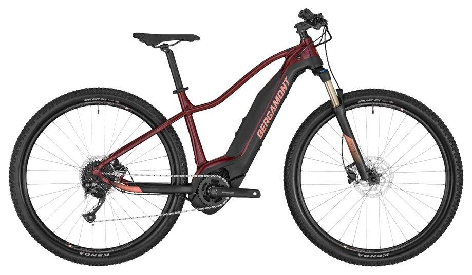 Image of Bergamont E-Revox FMN Rot Modell 2020