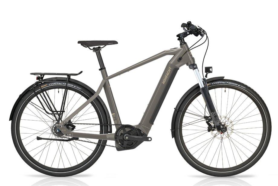 E-Bikes/e-bike: Hoheacht  Pasio Urbo Grau Modell 2021