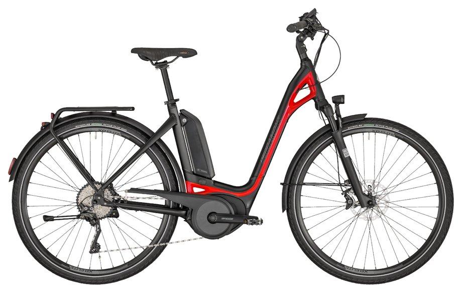 E-Bikes/e-bike: Bergamont Bergamont E-Ville Elite Schwarz Modell 2020