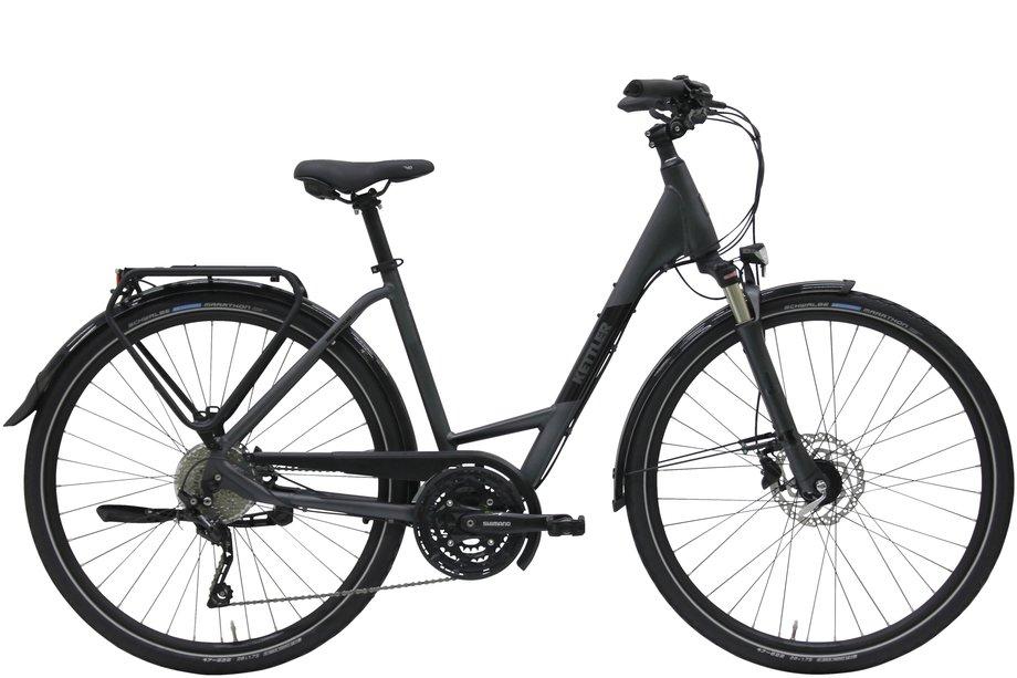 Fahrräder/trekkingräder: Kettler  Traveller 3.0 Schwarz Modell 2021