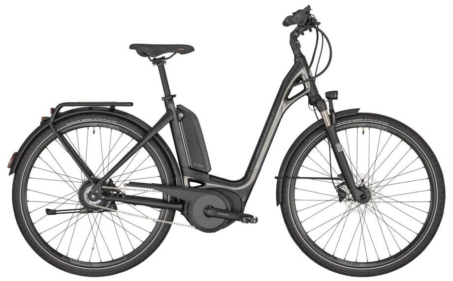 E-Bikes/e-bike: Bergamont Bergamont E-Ville Pro Schwarz Modell 2020