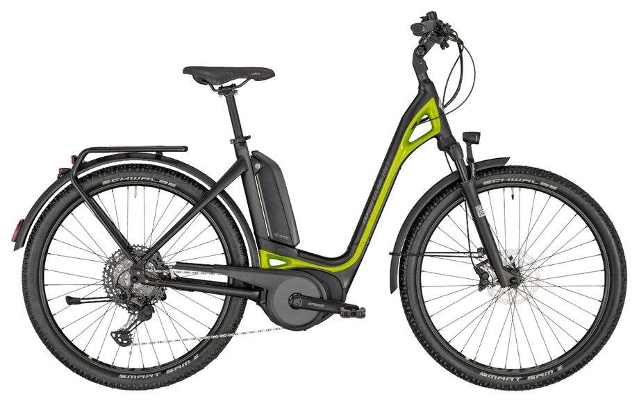 E-Bikes/e-bike: Bergamont Bergamont E-Ville SUV Schwarz Modell 2020