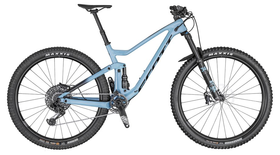Fahrräder/Mountainbikes: Scott  Genius 920 Gold Modell 2020
