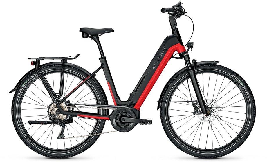 Kalkhoff Endeavour 5.B Move E Bike Schwarz Modell 2021