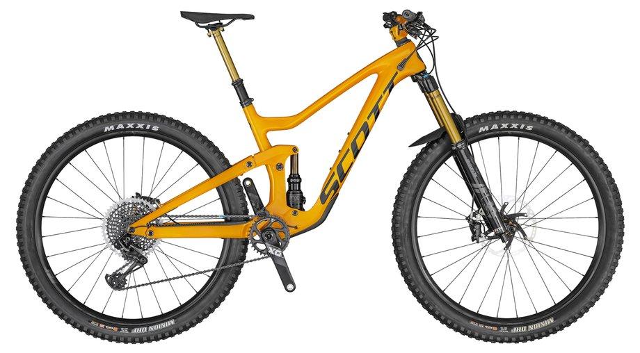 Fahrräder/Mountainbikes: Scott  Ransom 900 Tuned Orange Modell 2020