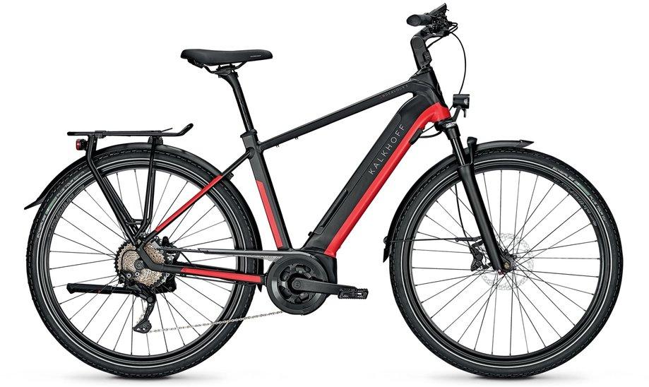 E-Bikes/e-bike: Kalkhoff  Endeavour 5.B Move + Schwarz Modell 2021