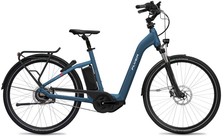 E-Bikes/e-bike: Flyer  Gotour5 5.00 - D0 Blau Modell 2020
