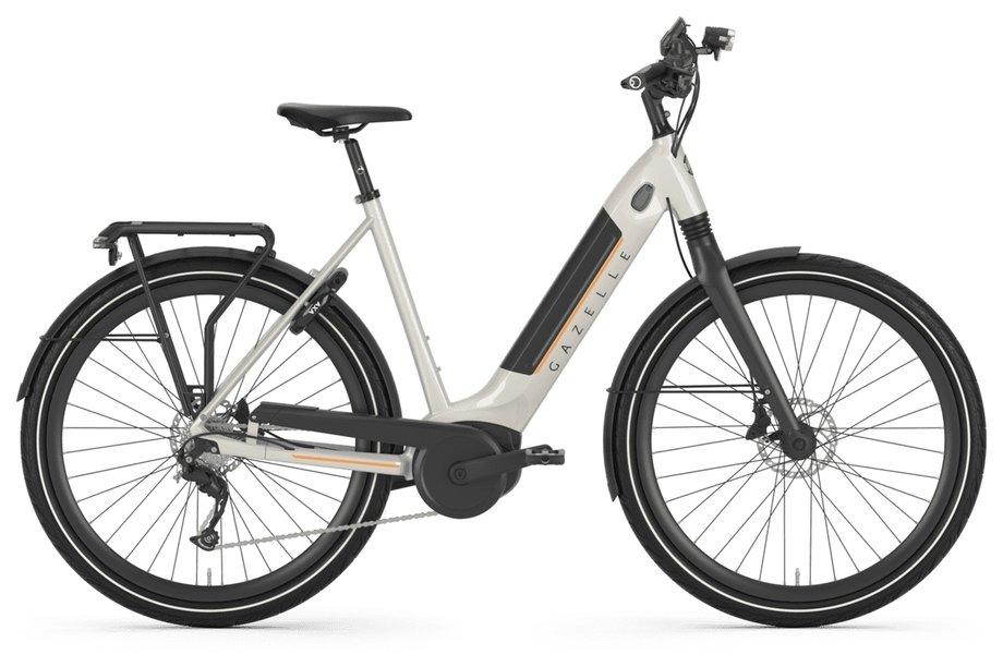 E-Bikes/e-bike: Gazelle  Ultimate T10 HMB Beige Modell 2020