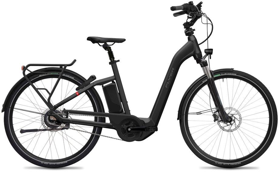 E-Bikes/e-bike: Flyer  Gotour5 5.00 - D0 Schwarz Modell 2020