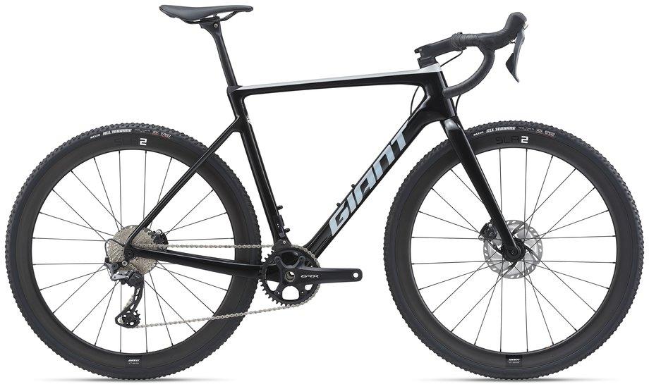 Fahrräder/rennräder: GIANT Giant TCX Advanced Pro 1 Schwarz Modell 2021