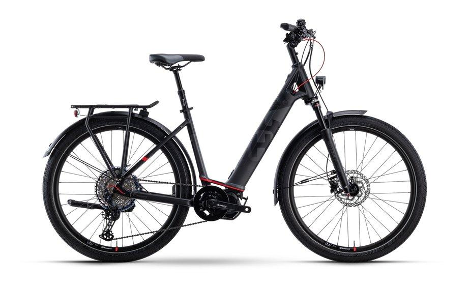 E-Bikes/e-bike: Husqvarna  Gran Urban 5 Schwarz Modell 2021