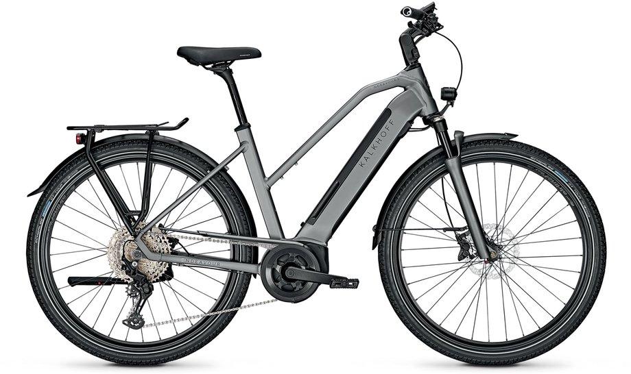 Kalkhoff Endeavour 5.B Advance E Bike Grau Modell 2021