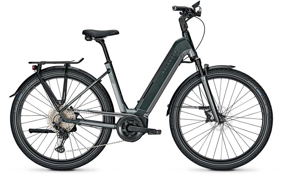 Kalkhoff Endeavour 5.B Excite E Bike Grün Modell 2021