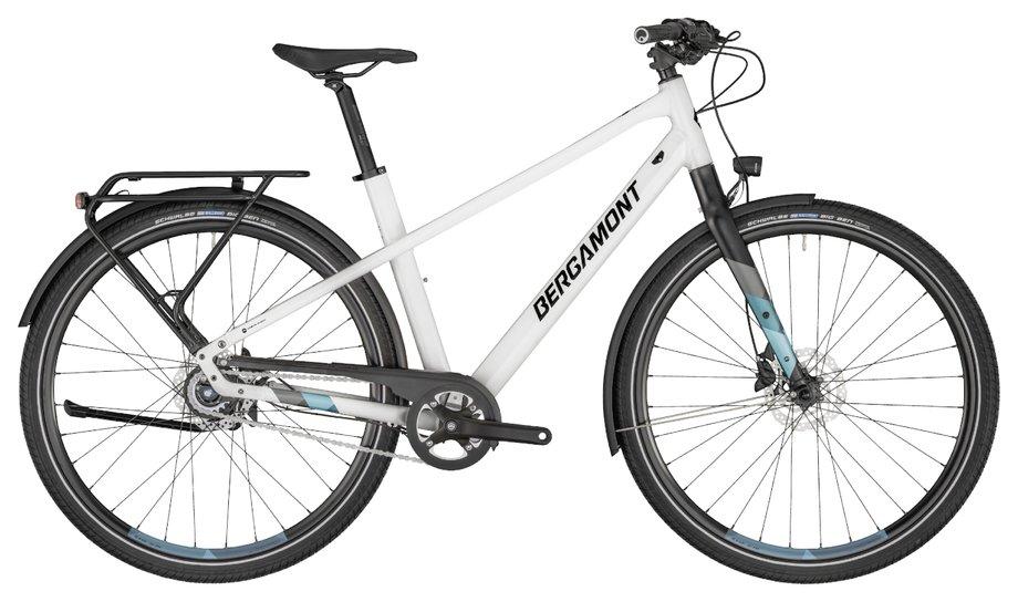 Fahrräder/citybike: Bergamont Bergamont Solace 7 Weiß Modell 2020