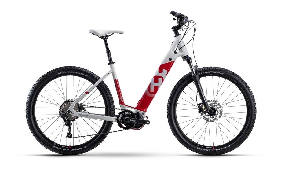 E-Bikes/e-bike: Husqvarna  Gran Sport 4 Weiß Modell 2021