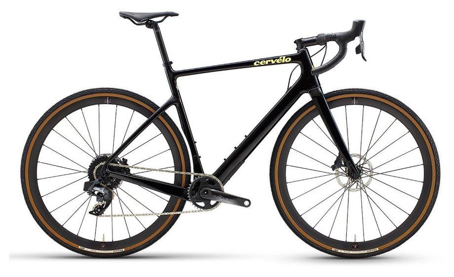 Fahrräder/rennräder: Cervelo  Aspero Force eTap AXS Schwarz Modell 2021