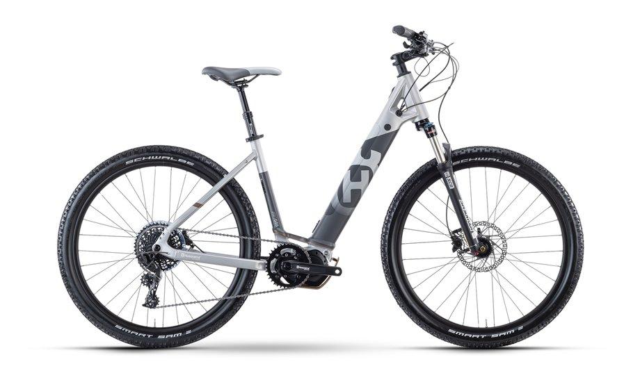 Husqvarna Gran Sport 5 Silber Modell 2021